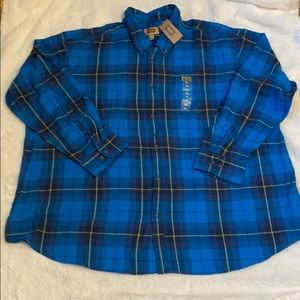 The Foundry Supply Co. Shirt size 4XL plai…